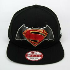 New Era Cap Men's Batman v Superman: Dawn of Justice 950 Snapback Hat - M/L
