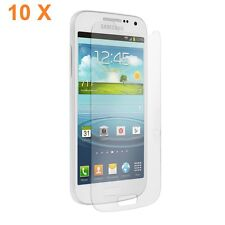 10 X High Quality Ultra Clear Screen Protector for New Samsung Galaxy S4 Mini