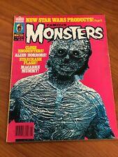 Famous Monsters of Filmland #143 Warren magazine 1978  FN