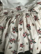 Custom Shabby Chic Decorator Floral Richly Gathered Twin Bed Skirt Dust Ruffle