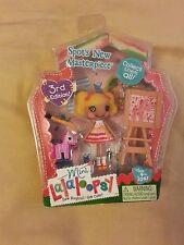 NEW Lalaloopsy Mini Spots Masterpiece Doll Series 5