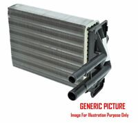 HEATER RADIATOR HEAT EXCHANGER NRF OE QUALITY REPLACEMENT 54376