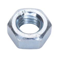STEEL NUT M8 ZINC DIN 934 PACK OF 100 FROM SEALEY