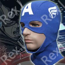 Captain America 3 - Marvel Comics Captain America Mask Balaclava Cosplay