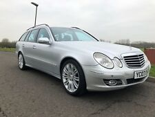Mercedes Benz E CLASS DIESEL ESTATE 3.0 V6 E320 CDI Sport 5dr Tip Auto 7 Seater