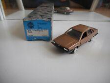Conrad VW Volkswagen Santana in Copper on 1:43 in Box