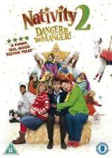 NATIVITY 2 DANGER IN THE MANGER - NEW / SEALED DVD - UK STOCK