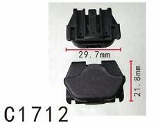 5PCS AUTOBAHN88 WHEEL FENDER Inner cover clips Fit For NISSAN  X-TRAIL