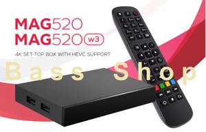 MAG 520 / 520w3 / 500A infomir