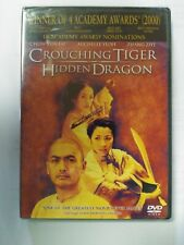 Crouching Tiger, Hidden Dragon (Dvd, 2001) new and sealed