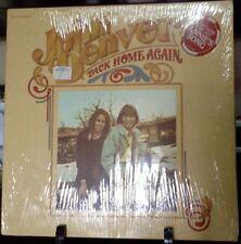JOHN DENVER Back Home Again ALBUM Released 1974 Vinyl/Record  Collection US pres
