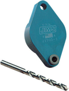 Jims - 1705 - Exhaust Stud Drill Plate 49-0710 DS-197032