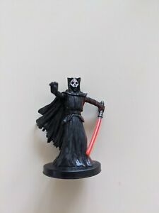 Darth Nihilus #12 Champions of the Force Star Wars Miniatures Very Rare