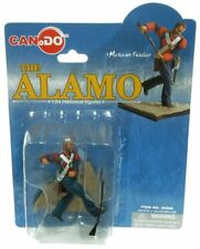 DRAGON CANDO Toy Soldier 1/24 Scale Painted The Alamo Mexican Fusilier Figure
