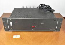 Bogen 125 Watt Audio Power MOSFET Amplifier Model HTA-125A TESTED AND WORKS FINE