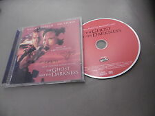 THE GHOST AND THE DARKNESS SOUNDTRACK JERRY GOLDSMITH CD ALBUM KILMER DOUGLAS