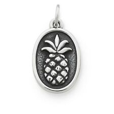 JAMES AVERY STERLING SILVER HOSPITALITY PINEAPPLE CHARM