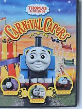 THOMAS & FRIENDS CARNIVAL CAPERS [With 3 Valentine's Day Cards]  *Brand New DVD*