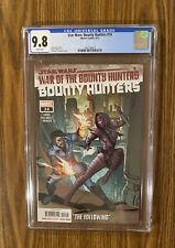 Star Wars Bounty Hunters #14  War of the Bounty Hunters Valance CGC 9.8 🔥 🔑