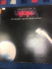 """Utopia """"Adventures In Utopia """" LP Record"""
