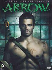 Arrow - Stagione 1 (5 DVD) - ITALIANO ORIGINALE SIGILLATO -
