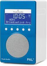 Tivoli PAL+ Portable DAB Radio - Gloss Blue