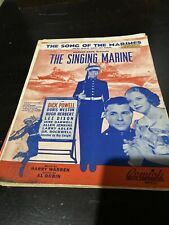 Lot Of 10 Vintage Music Sheets God Bless America And Others