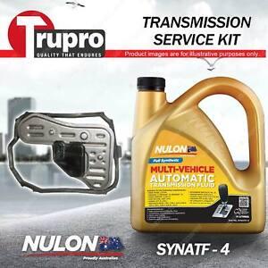 SYNATF Transmission Oil+ Filter Service Kit for Renault Clio Hatch Megane Scenic