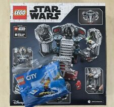 Lego Star Wars 75291 Death Star Final Duel NEW and Sealed w/ BONUS Lego 30567
