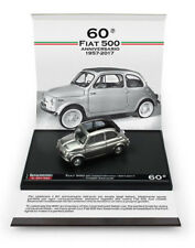 Fiat 500 60 Anniversario 1957-2017 Cristalli Swarovski 1:43 Model S1727 BRUMM