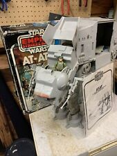 Vintage star wars 100% original AT- AT ESB boxed and complete With Instructions