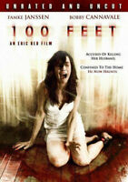 100 Feet Unrated And Uncut (DVD 2009) Famke Janssen, Bobby Cannavale