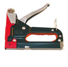 Agrafeuse Cloueuse en Métal + 1000 Clou et Agrafe de 4 à 14 mm  Robuste Efficace