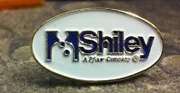 Shiley A Pfizer Company pin