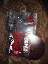 SALTUS-w imie bogow-CD-black metal