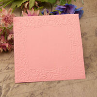 Photo frame Embossing folders Plastic Embossing Folder For Scrapbooking DIY- DD