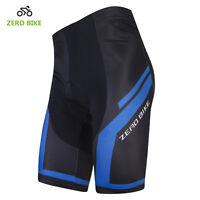 Cycling Shorts Mens Ridding Bike Bicycle Sports Wear Pants Sponge Gel 3D Padded