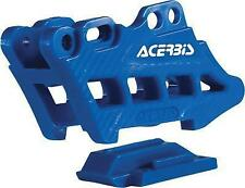 Acerbis Chain Guide Block 2.0 Blue For Yamaha YZ 125 250 250 F 450 F 08-16