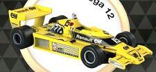 Legends of Fórmula 1 1977 elfo RENAULT RS01 #15 JEAN PIERRE Jabouille Gl16