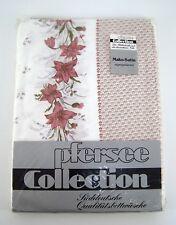 Bettwäschegarnitur 2-teilig pfersee Collection 100 % Baumwolle Mako-Satin NEU