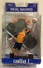 Iker Casillas FT Champs Real Madrid Football Figure 6inch 15cm MIB Serie 4-4-2