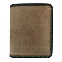 [NEW] Men's Hand Tooled Leather Wallet