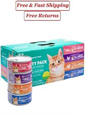 New listing Member's Mark Wet Cat Food Variety Pack (5.5 oz., 32 ct.)
