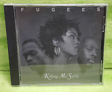 Fugees - Killing Me Softly  - Promo Radio Station DJ CD - CSK 7847