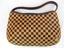 US seller Authentic LOUIS VUITTON DAMIER SAUVAGE TIGRE BAG PONY HAIR LV PURSE