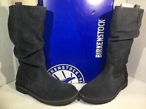 Birkenstock Womens Size 11 EU 42 Luton High Graphite Hydrophobic Boots ZB6-1144
