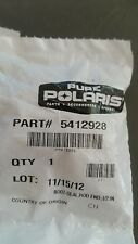 PURE POLARIS 5412928 BOOT-SEAL ROD END, 1/2 IN.