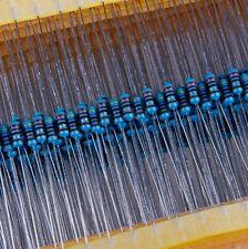 400 Piece 1/4W ±1% Metal Film Resistor Kit 001 Assortment pack mix * pc 0.25 w