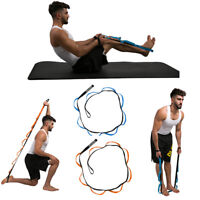 Yoga Strap for Multi-Stretching Strap Loop Fitness Strap Exercise Accessory-AY