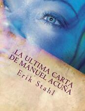 La Ultima Carta de Manuel Acuña : La niña Purpura Del Otro Lado Del Lago ! by...